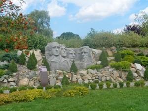 Mount Rushmore v Jižní Dakotě, USA