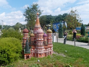 Chrám Vasila Blaženého Moskva