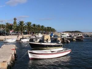 ještě jednou loďky v přístavišti