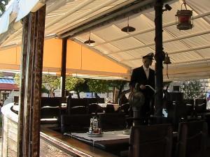 restaurace Stari Kapetan
