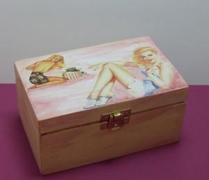 krabička na čaj pro muže