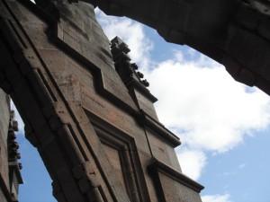 architektura věže